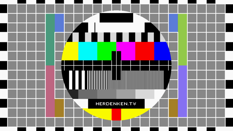 Herdenken 2021 Live videostreaming
